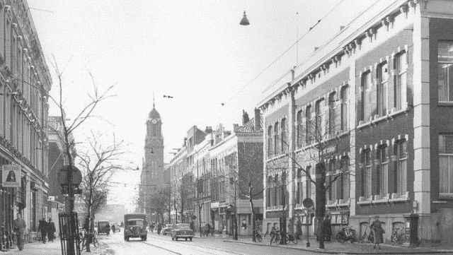 Witte de Withstraat - NRC (1954)