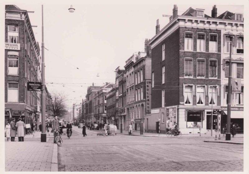 Witte de Withstraat - straatbeeld vanaf Westersingel (CW0780)