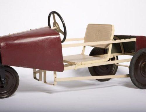 Geschiedenis en ontwikkeling van de trapauto