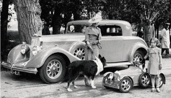 Trapauto-Rolls-Royce-jaren-30