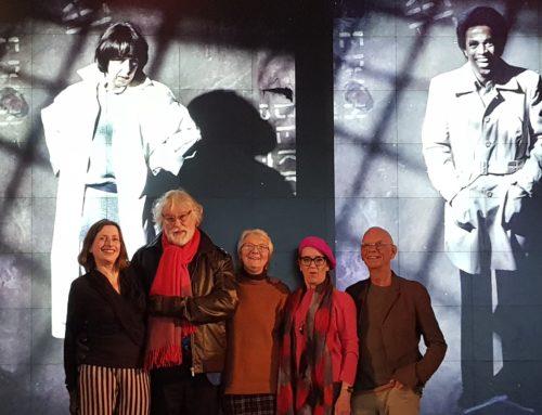 Jantje Steenhuis opende Pandora's Music Box op Mediawand