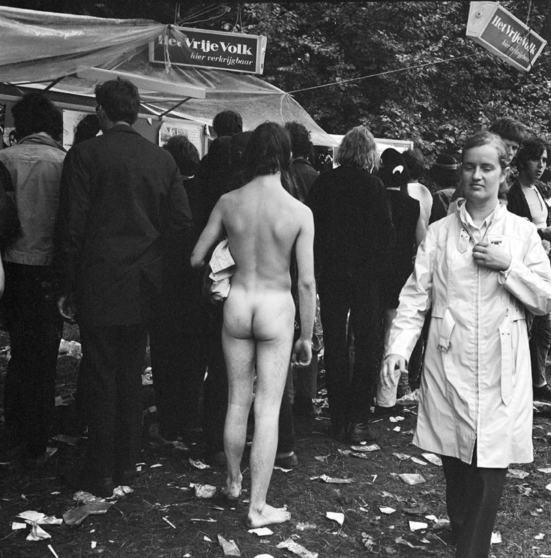 Het Vrije Volk stand - Foto Hans Pattist