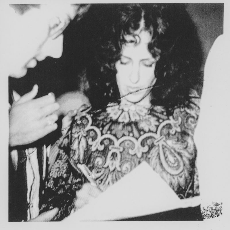 Grace Slick Backstage